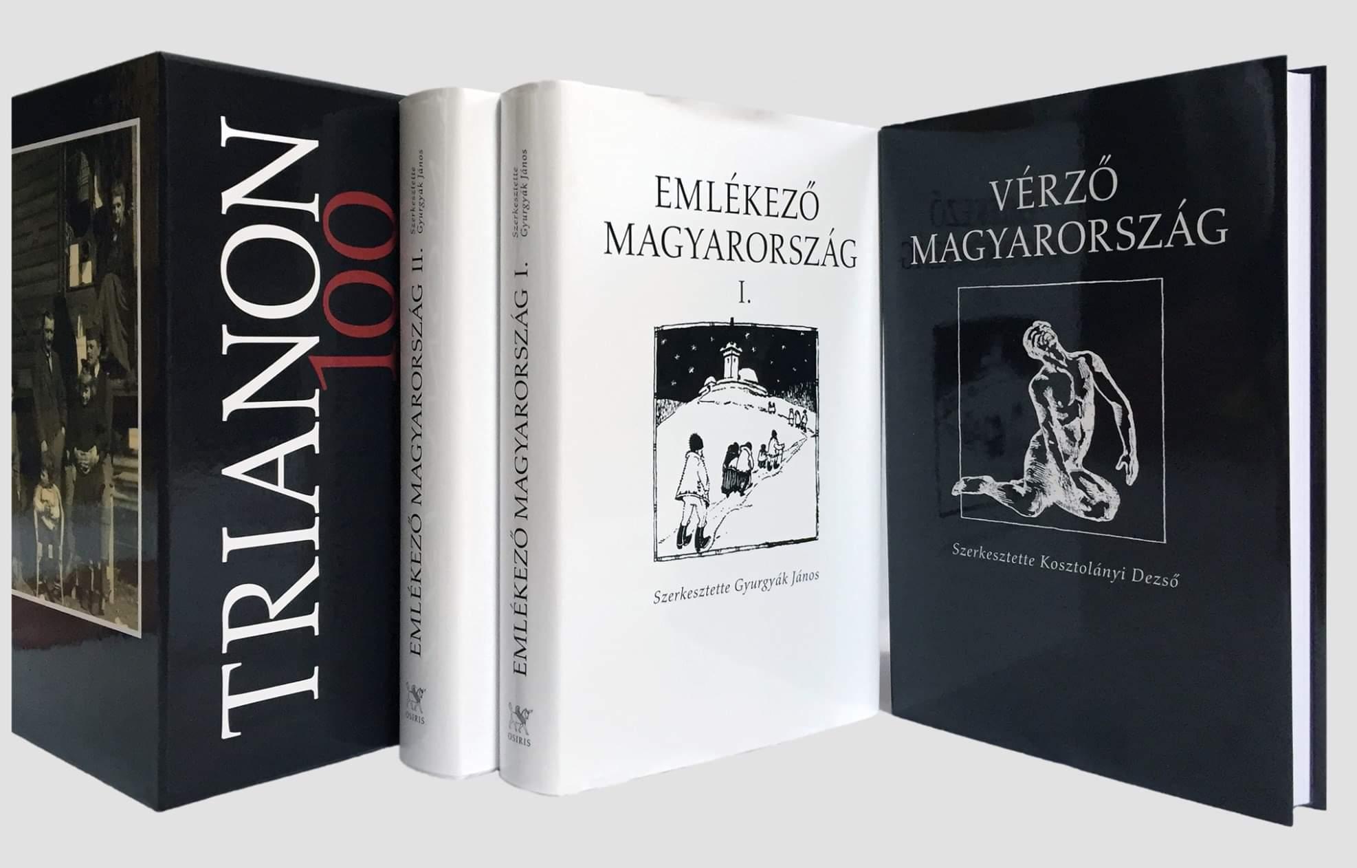 Trianon 100 - Vérző Magyarország; Emlékező Magyarország 1-2.
